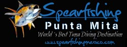 Spearfishing Punta Mita Mexico