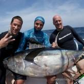Panama Tuna Trips 2014
